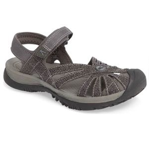 "Women's KEEN ""Rose"" Sandal in Grey! Size 8.5"